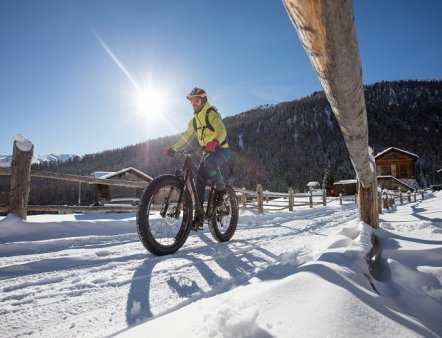 Livigno Family&Kids FAT-BIKE CROSS COUNTRY TOUR