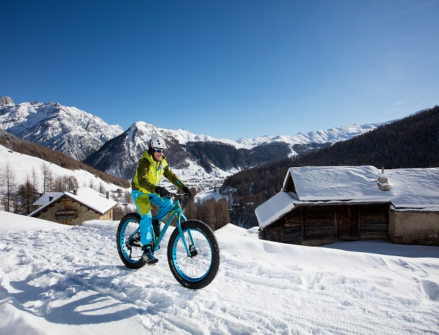 Livigno Family&Kids FAT BIKE EASY TOUR