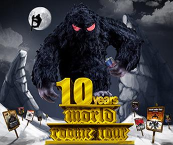 Livigno Manifestazioni sportive WORLD ROOKIE FEST COMPIE 10 ANNI!