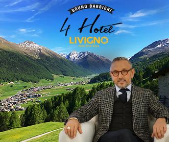 Livigno News BRUNO BARBIERI IN VALTELLINA PER LA GARA TV TRA GLI...