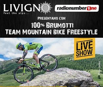 Livigno Mountain Bike LIVIGNO A COSMO BIKE CON IL BRUMOTTI TEAM