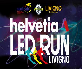 Livigno News HELVETIA LED RUN - LIVIGNO 16 MARZO 2017