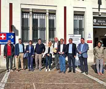 Livigno News INTERREG V ITALIA-SVIZZERA OMNI-BUS 4.0  VERSO UNA...