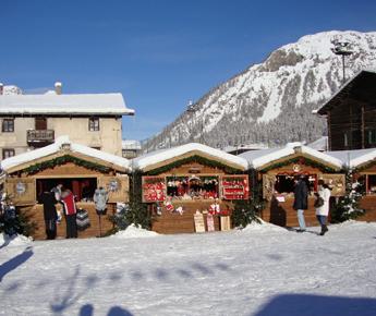 Mercatini Natale Livigno.Livigno Mercatini Dal 29 Novembre E Feste Natalizie Fino A