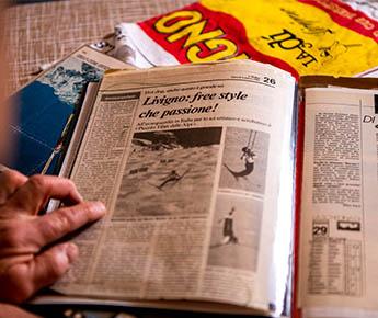 Livigno News LIVIGNO E THE OWL POST: RACCONTI, RICORDI E SOGNI PER...