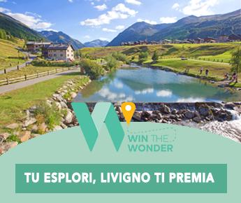 Livigno News LIVIGNO, AL VIA WIN THE WONDER: LA CACCIA AL TESORO...