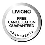 icona Appartamenti - Cancellazione gratuita per i mesi di dicembre e gennaio