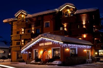 Livigno Family Hotel Cassana