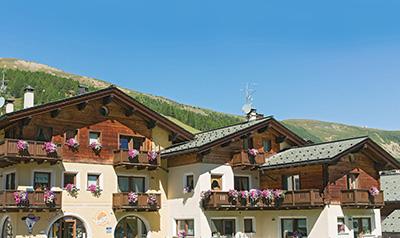Livigno | Wohnungen Happy Days Livigno - Mountain Apartments