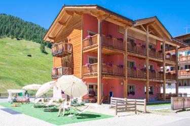 Livigno HOTELS Bio Hotel Villa Cecilia
