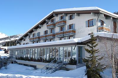 Livigno | Hotels Parè