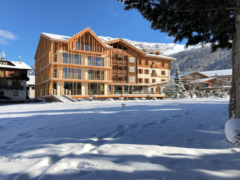 Livigno HOTELS Spöl - feel at home