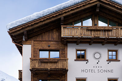 Livigno HOTELS Sonne