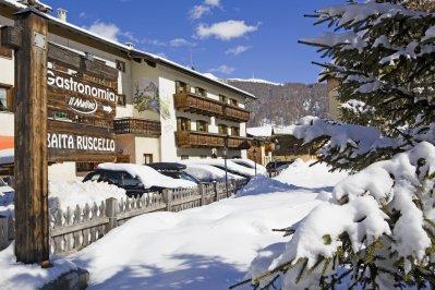 Livigno Active appartament Baita Ruscello