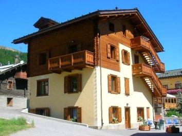 Livigno | Wohnungen Al Molino