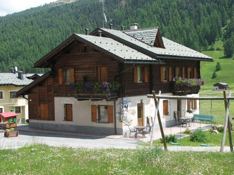 Livigno | Wohnungen Baita Gen