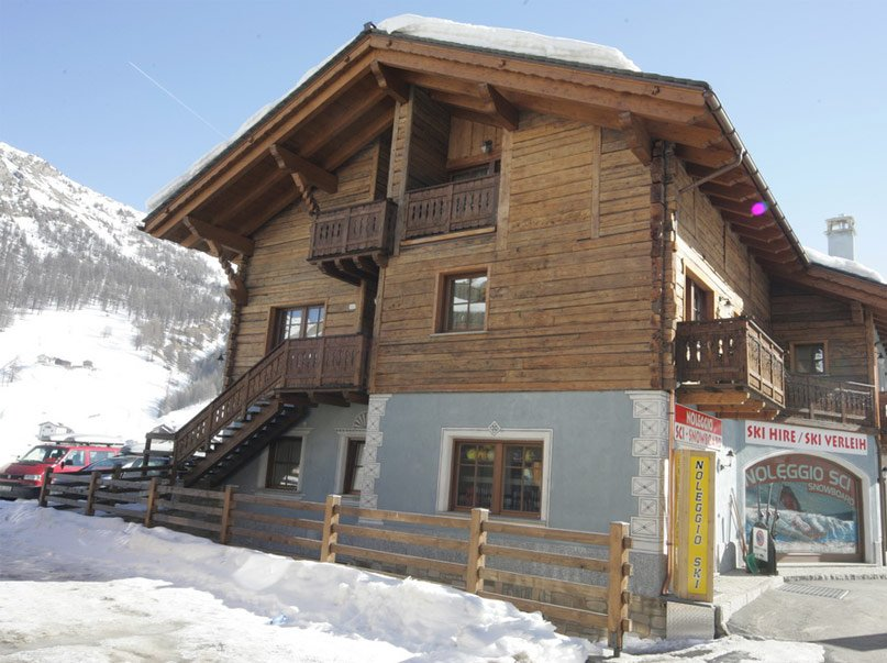 Livigno Family Appartamenti Chalet Li Palù