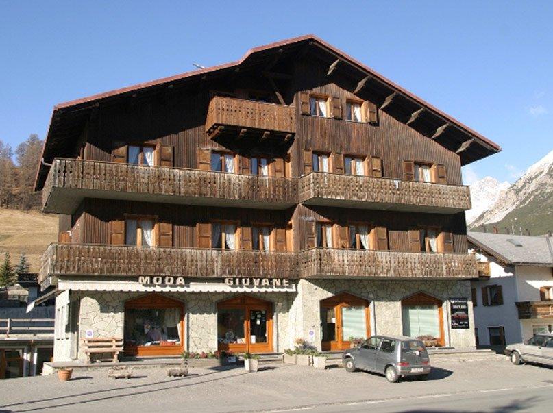 Livigno | Wohnungen Casa Galli Ostaria