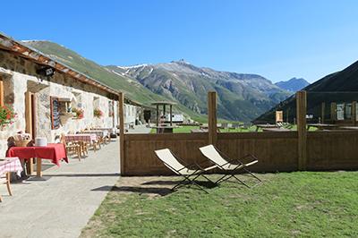 Livigno ESSEN & NACHTLEBEN Alpe Federia