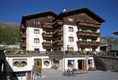 Livigno Active hotel Astoria