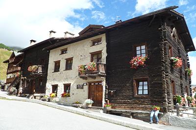 Livigno Family Appartamenti Bait Vegl