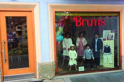 Livigno SHOPPING Brums