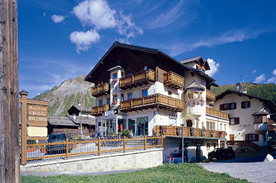 Livigno HOTELS Crosal