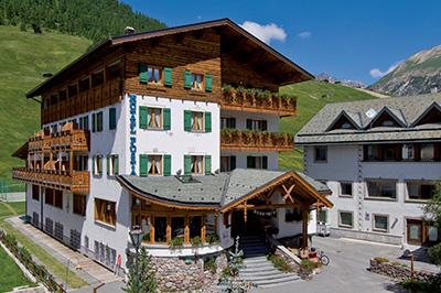 Livigno Active hotel Posta