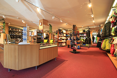 Livigno SHOPPING Sport 3000