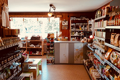 Livigno SHOPPING Bio Shop