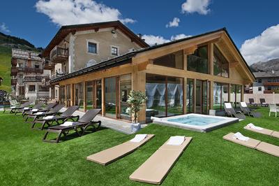 Livigno Active hotel Bivio