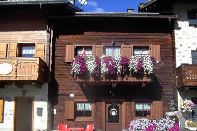 Livigno | Wohnungen Chalet Claudia