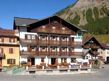 Livigno Active hotel Lanz