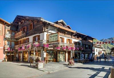 Livigno SHOPPING Orologi & Co - Watches & Jewels