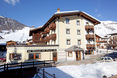 Livigno Active hotel Angelica