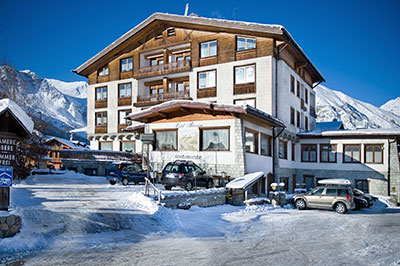 Livigno HOTELS Bernina