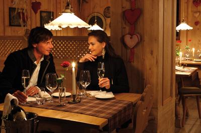 Livigno FOOD&NIGHT Stua da Legn