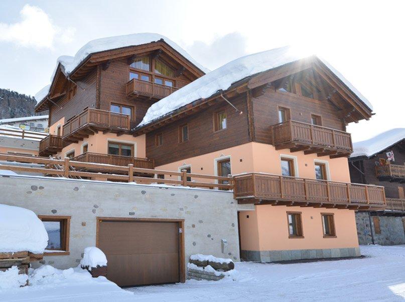 Livigno Active appartament Baita Cusini
