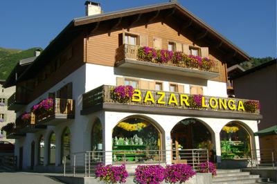 Livigno SHOPPING Bazar Longa
