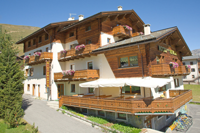 Livigno HOTELS Nevada
