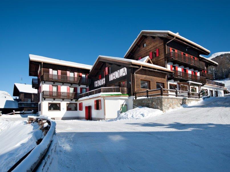 Livigno Active hotel Teola
