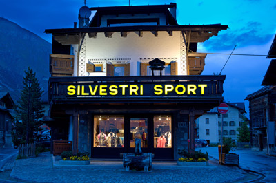Livigno SHOPPING Silvestri Sport