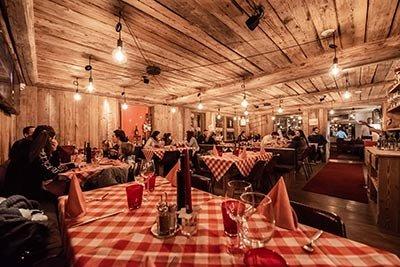 Livigno FOOD&NIGHT Ristorante Alpino