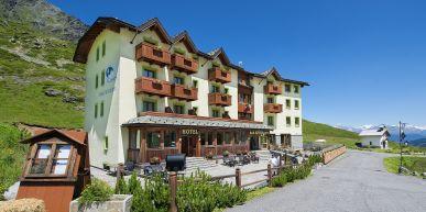 Livigno Active hotel Interalpen