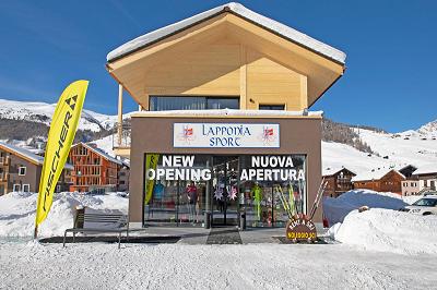 Livigno SHOPPING Lapponia Sport