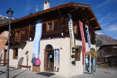 Livigno SHOPPING Mountain Store 1816