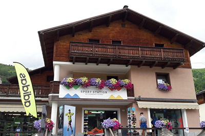Livigno SHOPPING Sport Station