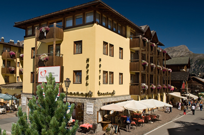 Livigno Family Hotel Touring
