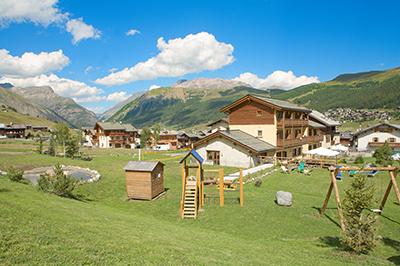 Livigno Active hotel Valtellina