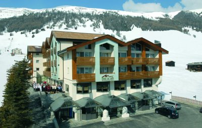 Livigno Active hotel Lac Salin Spa & Mountain Resort
